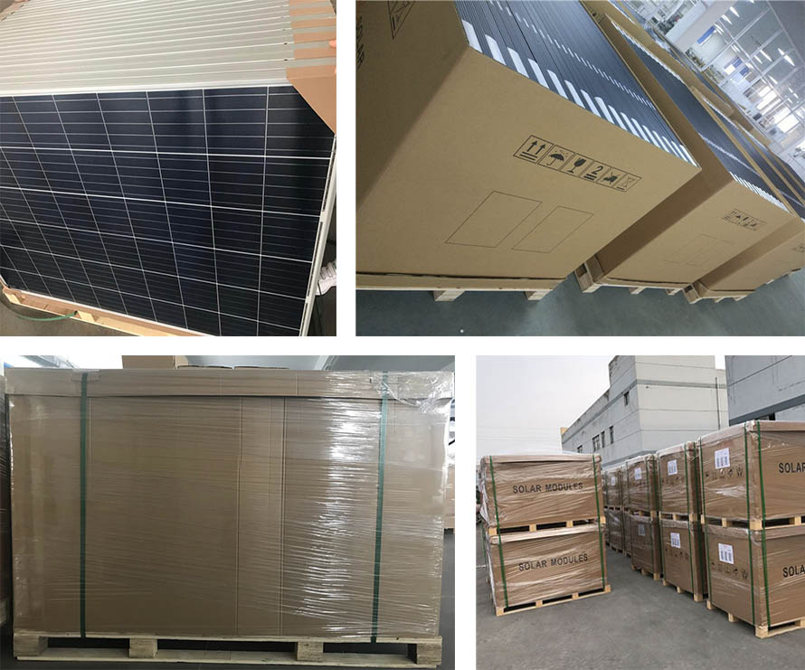 Half Cell Pv Modules