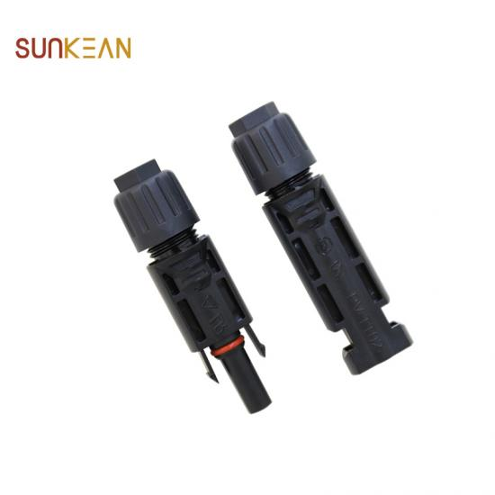 waterproof solar PV cable connector
