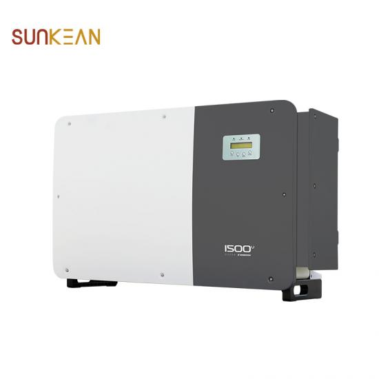 Three Phase Solar Inverter
