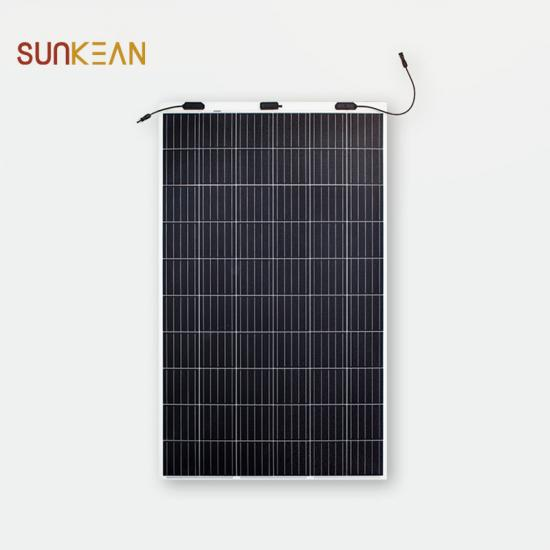 310M frameless flexible solar panel
